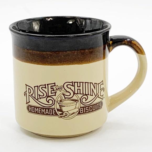Vintage Other - Vintage Hardees Coffee Mug Rise and Shine 1986
